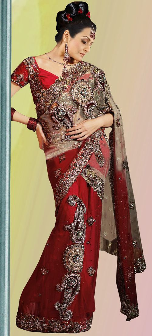 Bridal-saree