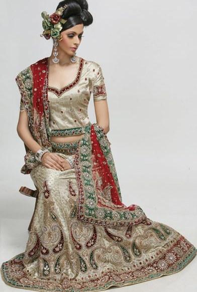 Bridal-lehenga