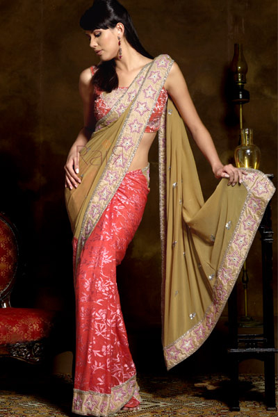 Look-good-in-sari
